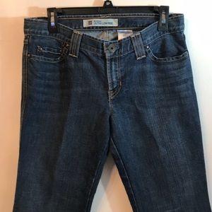 Gap original ultra low rise jeans